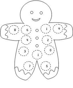 177 Best Gingerbread Man Unit Ideas images in 2019