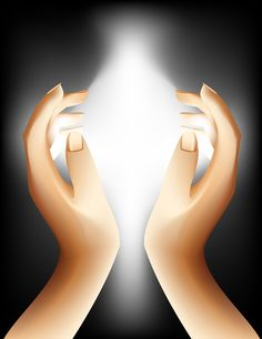 Channel Reiki Light and Love Through Reiki Hands- It Can Be Magical!