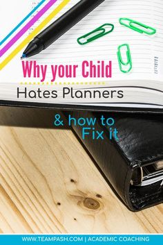 Keeping your child organized can be difficult. Organization becomes harder in middle school and high school! What planner should your child use? Why won�t your child use their planner? Let�s discuss the question ALL my parents have! #parenting #teenagers