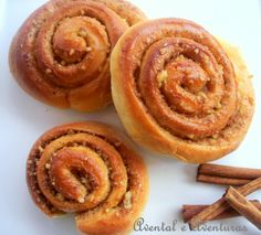 Cinnamon Roll (Caracol de Canela)