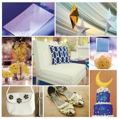 debut ideas Our Celestial Moodboard Will Let You Celebrate Your Debut Under a Sky Full of Stars