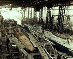 type VII submarines