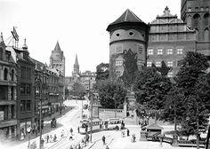 Königsberg - Wilhelmsplatz 1930 Repinned by www.gorara.com