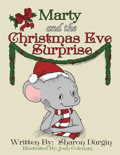Enter the giveaway to win a copy of my book, Marty and the Christmas Eve Surprise, on Goodreads!  https://www.goodreads.com/book/show/29960864-marty-and-the-christmas-eve-surprise?from_search=true