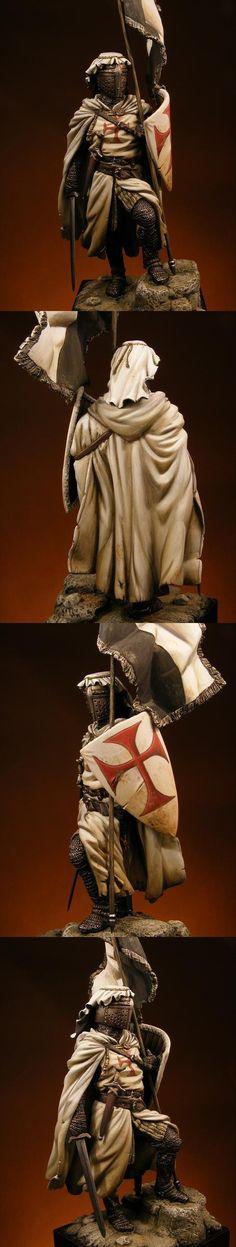 Templar Knight by MXP.