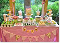 MON TRESOR: A Vintage Tea Party- By Lily Chic Events