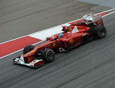 GP Cina 2012: per la Ferrari si preannuncia una gara in salita!