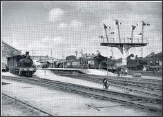 Wadebridge Station - North Cornwall Railway Line