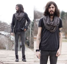 Ashes and Smoke. (by Tony Stone) http://lookbook.nu/look/3176699-Ashes-and-Smoke