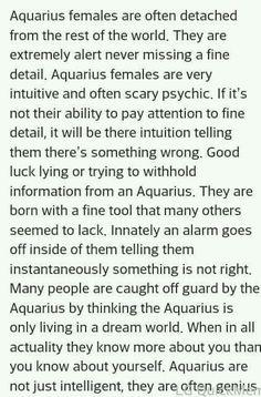 #AquariusWoman