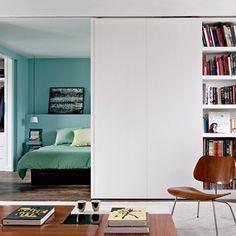 Espacioso y funcional departamento parisino en estilo loft