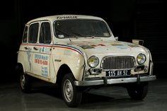 Renault 4 ELLE – 1965