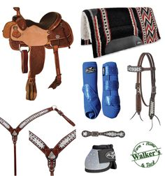 Perfect tack set for 4th of July.