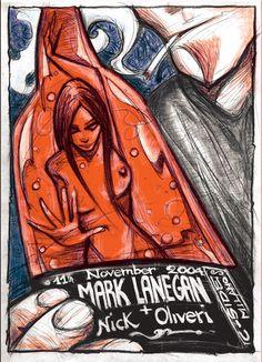 Mark Lanegan + Nick Oliveri