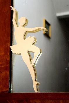 DIY ballerina 40 cm