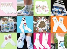 sockprints - giveaway on Sweeps4Bloggers