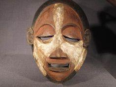 Africa_Congo: Kongo mask