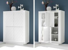 Lcmobili ~ Illusion buffet 4 door by up huppe sideboards highboards