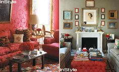 Carolina_Herrera_NYC_Home_sitting_room_library