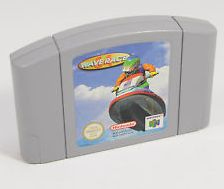 Wave Race 64 Nintendo 64 We played this allllll the time!
