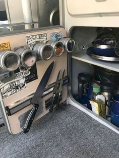 caravan storage ideas 828099450212627776 - Smart Design RV Camper Storage Ideas Source by Farmhouzes Caravan Hacks, Camper Hacks, Rv Hacks, Diy Camper, Rv Campers, Camper Van, Caravan Ideas, Life Hacks, Campervan Storage Ideas