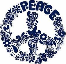 Bildergebnis für flower power peace zeichen