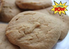 = PROTEIN POW(D)ER !: Cinnamon and Peanut Butter Protein Cookies and Cookie Dough Protein Truffles