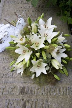 Lilies at the end of Life