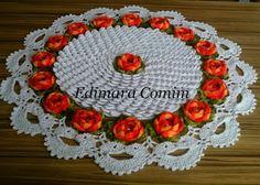 Edimara Comim : Centro de mesa escama