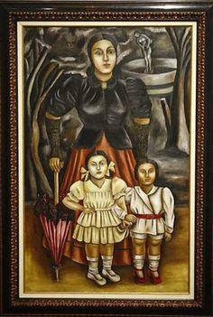 Maria Izquierdo, 1902- 1955.