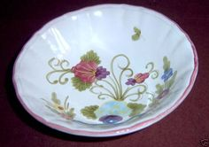 Italy Cantagalli Pink Trim Flowers Faience Bread Plate Italian Art, China Patterns, Pottery Art, Red And Pink, Decorative Plates, Bread, Ceramics, Flowers, Ebay