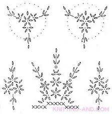 Resultado de imagem para vintage baby embroidery patterns