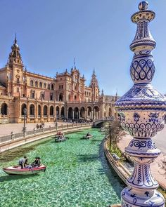 The ultimate guide to Seville Spain! If you're planning a trip to Seville, be sure to read this first! Make sure you don't miss any of the best things to do in Seville Spain! Spain Travel Guide, Voyage Europe, Beautiful Places To Travel, Travel Aesthetic, Travel Goals, Travel Tips, Travel Packing, Travel Ideas, Travel Destinations