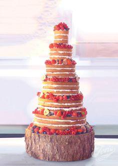 Lady Godiva - Cake by Jen's Cakery