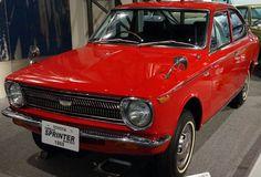 Toyota Corolla Sprinter 1968