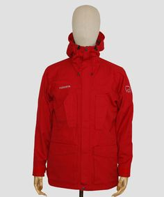 Norrona Arktis Ano Jacket Jester Red