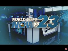 World News Now at 23 Classic Image, Abc News