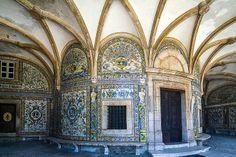 Capela de Santo Amaro, Portugal <3