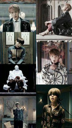 BTS Blood Sweat & Tears wallpaper