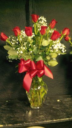 Valentine's Day is all about stopping and smelling the roses with your Sweetie!  americasflorist.com