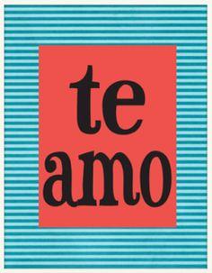 Te Amo <3 #earmyourstripes