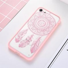 37 best iphone cases images i phone cases, phone cases, bun hair piecekisscase phone case for iphone 6 6s plus 7 7 plus 5 5s se case luxury lace flower tpu cover for iphone 8 8 plus 5 5s se fundas white