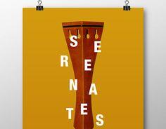 "Check out new work on my @Behance portfolio: ""Serenates 2015"" http://on.be.net/1IJLT52"