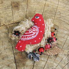"""Купить Брошь """" Голубка """" - птичка, гнездо, гнёздышко, птичка в гнезде, брошь, gjlfhjr"""