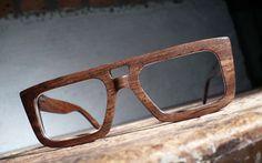 Urban Spectacles Wooden Sunglasses, Urban, Fashion, Moda, Fashion Styles, Fashion Illustrations
