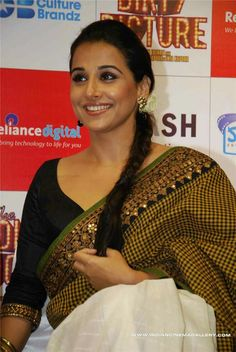 Beauty at its best Vidya Balan <3