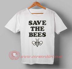 Save The Bees T-shirt //Price: $14.5//     #shirt