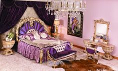 Classical beds for sale inspiration and pictures Oak Furniture Land, Luxury Home Furniture, Sofa Furniture, Chair Sofa Bed, Couch And Loveseat, Luxury Bedroom Sets, Luxurious Bedrooms, King Size Bed Frame, Buy Bed