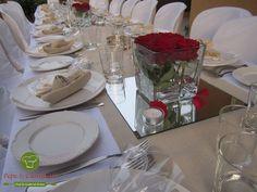 Mise En place anniversario di nozze