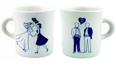 Toast The Demise Of DOMA With These Awesome Marriage Equality Mugs via @SHEfinds
